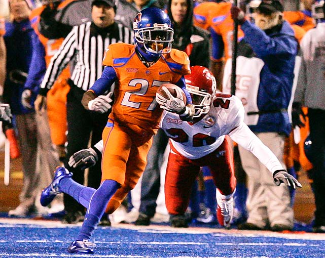 "Well, at least one man is ready to admit that Boise State might be the best team in the country. After the Broncos outgained his team 516 yards to 125 yards, Fresno State coach Pat Hill had this to say: ""They got all the pieces, I mean they really do. I think the truth of the matter is people are scared to play them. ... I'll say it. I have no problem saying it. I'll take Boise State against anybody in the country."""