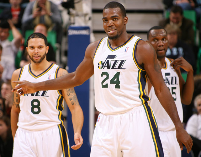 After losing Carlos Boozer in free agency, the Jazz elected to build around the core of Williams, Millsap and summer addition Jefferson. But what will be most important is whether Millsap or Jefferson can pair with Williams to become a dynamic duo in Jerry Sloan's patented pick-and-roll offense.