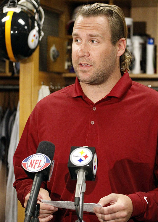 "No charges were filed, but a squalid restroom encounter with a 20-year-old college student in a Georgia gin mill cost the Steelers quarterback a six-game suspension without pay (later reduced to four) for violating the NFL's personal conduct policy. Said Commissioner Roger Goodell, ""You are held to a higher standard as an NFL player, and there is nothing about your conduct in Milledgeville that can remotely be described as admirable, responsible, or consistent with either the values of the league or the expectations of our fans."""