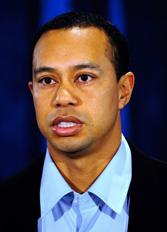 As sports fans give thanks for their blessings in 2010, Tiger Woods and the following 23 athletes and events likely won't be among them. Tiger's tale began last year with a Thanksgiving SUV crash at 2:55 a.m. outside his home in Florida. Golf's biggest star then spent 2010 weathering a storm of salacious revelations about his adulterous sex life, a stint in sex rehab, a divorce and the loss of more than $35 million in endorsement revenue as well as his world No. 1 ranking. The most squirrely moment? His televised apology in February, with friends and family present.