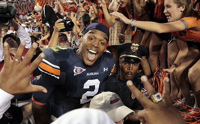 In the past four months, Cam Newton has established himself as the most talented and controversial player in college football. Here's a look at the Auburn quarterback.