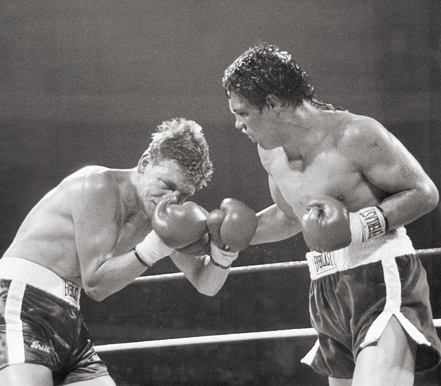 "Directed by Eric Drath. Starring Eric Drath, Steve Farhood, Randy Gordon.   THE STORY  The documentary explores the fateful 1983 fight between Luis Resto and Billy Collins Jr., a life-altering moment for both men due to the tampered gloves worn by Resto. The beating ruined Collins' career and sent Resto (and trainer Panama Lewis) to prison. But many questions about the incident still linger.  THE LEGACY  Formerly known as  Cornered: A Life Caught in the Ring , the film represented Lewis' first public comments about the controversial bout.   THE QUOTE  ""He was a great-looking kid. He had all the moves. He punched like a mule. I mean, if this kid can make it through [the Resto fight], we have a gold mine here.""  --Boxing promoter Bob Arum"