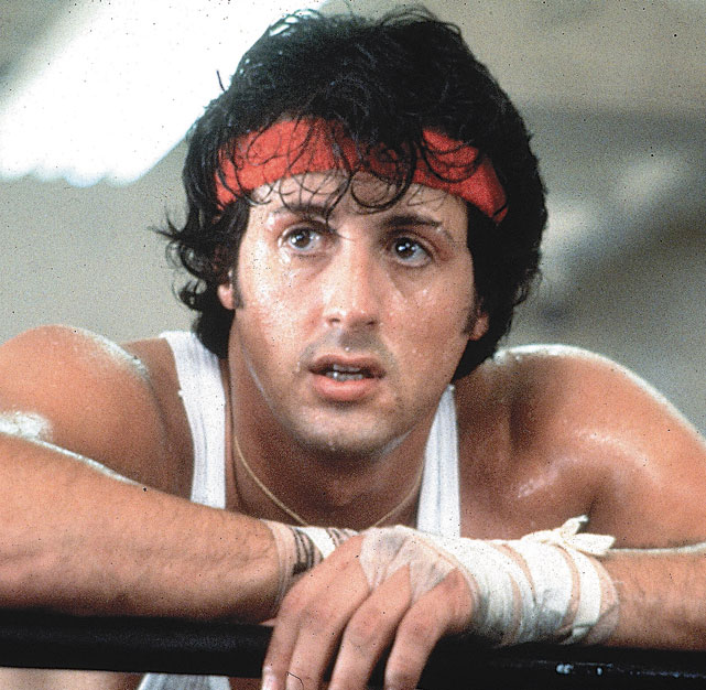 "Directed by Sylvester Stallone. Starring Sylvester Stallone, Talia Shire, Burt Young.   THE STORY  Having retired after a split-decision loss to Apollo Creed for the title, Rocky struggles to adjust to life outside the ring. When Creed goads the Italian Stallion into a rematch -- initially against Adrian's wishes -- Rocky takes a second shot at the title.  THE LEGACY  One of the first sequels to match the financial take of the original film, the success of  Rocky II  helped launch a six-film franchise that's grossed more than $1 billion combined.  THE QUOTE  ""I just got one thing to say ... to my wife at home: Yo, Adrian! I DID IT!""  --Rocky (Stallone)"