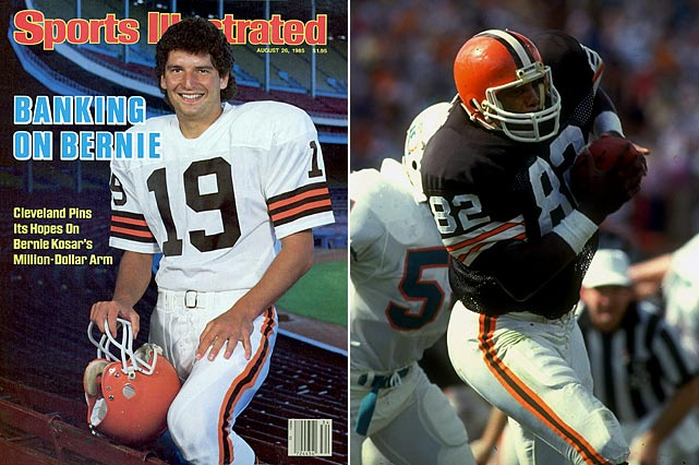 The 1985 season was a humble, yet magical campaign for the Browns, who garnered instant credibility with newbies Bernie Kosar and Marty Schottenheimer at quarterback and head coach, respectively. The result: An AFC Central title and a gut-wrenching loss to Miami in the Divisional Playoff round -- especially after leading 21-3 in the third quarter. But this year laid the foundation for the franchise's most sustained success of the Super Bowl era ... which, sadly, never wrought a Super Bowl appearance.