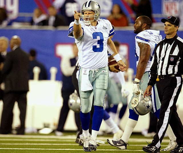 The 38-year-old quarterback threw 16 touchdowns in his 10-game stint as Dallas quarterback. He tossed a score in all but one of his starts and was more than a serviceable fantasy starter for Tony Romo owners who lost him for the season. For leagues with bonuses for 300-yard games, Kitna had four.