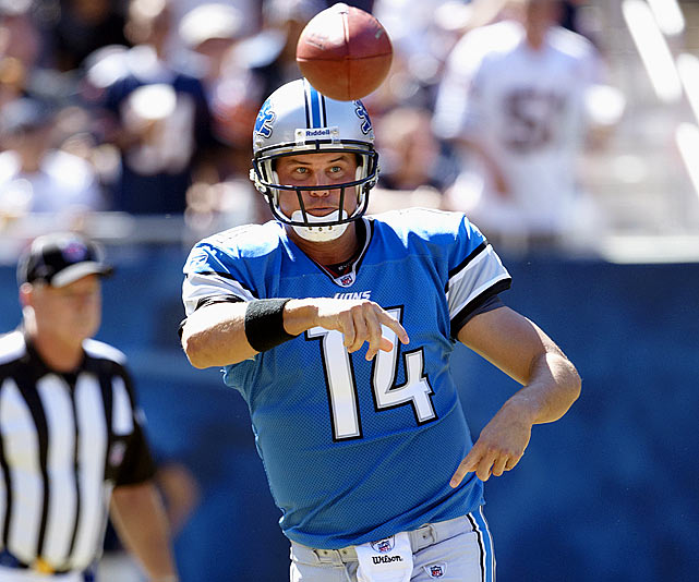 When Matt Stafford went down with an injury again this year, Hill stepped in to lead an early-season offensive surge for the Lions. He threw nine touchdowns in his five starts from Weeks 2 to 6. Hill got hurt again, too, but another Stafford injury allowed him to throw six more scores on the season. He tossed a pair of scores in a return from another injury in Week 16.