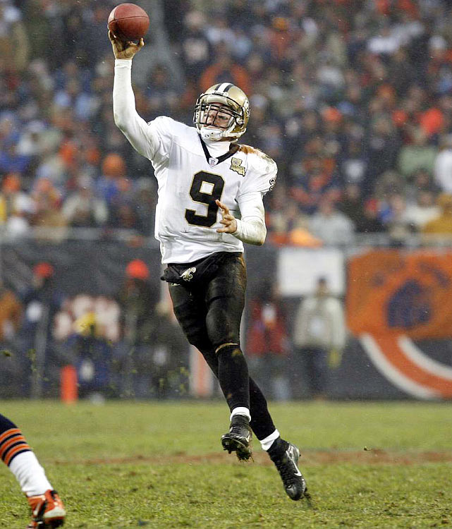 440 -- Brees broke the record for NFL completions in 2007 when he notched 440, beating Rich Gannon.