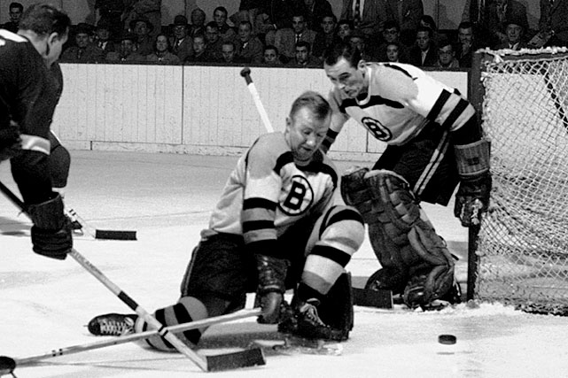 Too bad the Ducks weren't around in the 1940s and '50s, or this Hall of Fame blueliner and his brother Max would have been naturals...