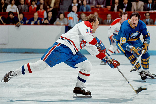 Wide open to interpretation by announcers --  Eye-van Korn-noy-err ,  Ee-vohn Corn-why-ay ,  Eye-van Cornwire  and all points in between -- the great Canadiens forward was probably best referred to by his nickname: The Roadrunner.