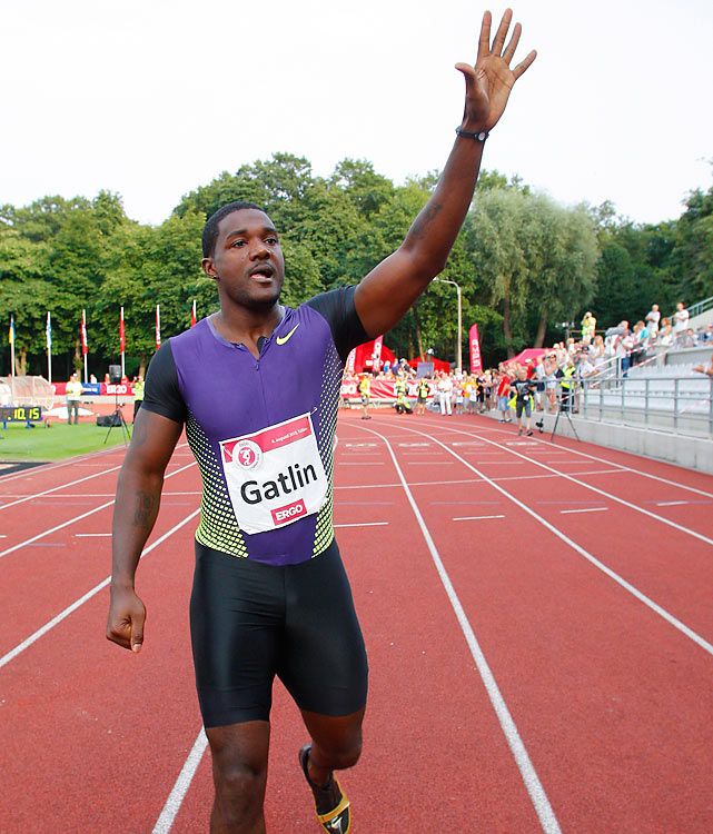 2004 Olympic 100-meter champion Justin Gatlin raced for the first time in four years coming off a doping suspension. Like Semenya, he began working his way back by winning at low-tier meets. While Gatlin has been surpassed by other sprinters in his absence, he holds hope of qualifying for the 2012 Olympic Games.