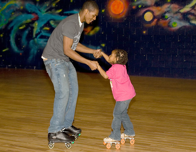 "Off the court, Rondo has picked up roller skating as a hobby. ""I'm the best skater in the [NBA],"" Rondo told the Boston Globe in 2008. ""I don't know who's good, but I'm the best skater in the league. That's just something I like to do outside the court. A lot of us like to bowl, too, but I'd rather skate. I'm in my own zone."""