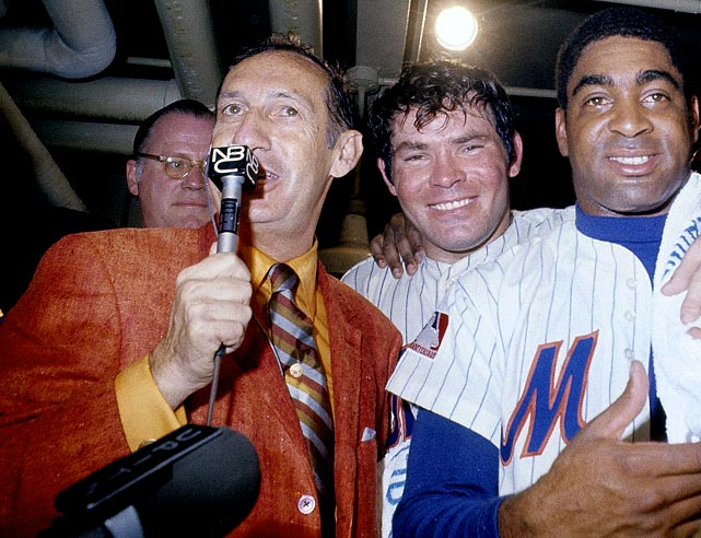 Nelson served as the voice of the Mets from 1962 to 1979 before moving onto the Giants, where he stayed three seasons. Nelson was awarded the Ford C. Frick Award in 1988 and a Emmy Lifetime Achievement Award in 1991.