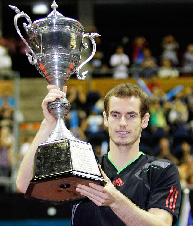 def. Donald Young 6-2, 6-0 ATP World Tour 250, Hard, $551,000 Bangkok