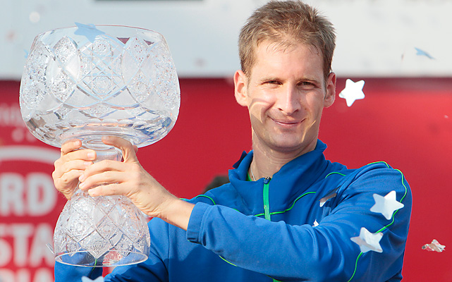 def. Pablo Andujar 6-3, 6-1 ATP World Tour 250, Clay, $371,200 Bucharest, Romania