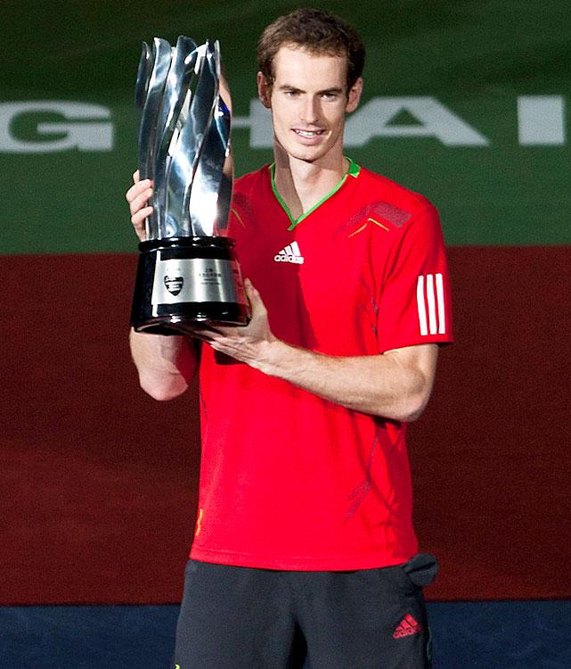 def. David Ferrer 7-5, 6-4 ATP World Tour Masters 1000, Hard, $3,240,000 Shanghai