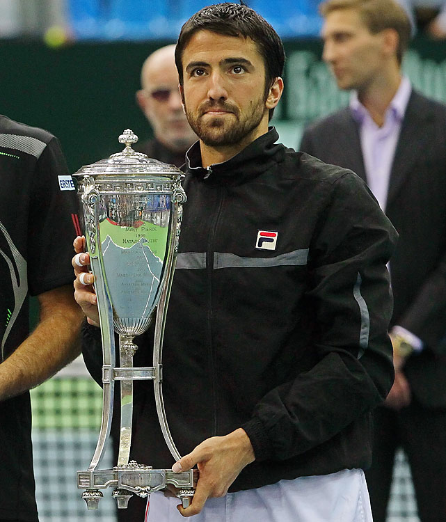 def. Viktor Troicki 6-4, 6-2 ATP World Tour 250, Hard (Indoor), $725,000 Moscow