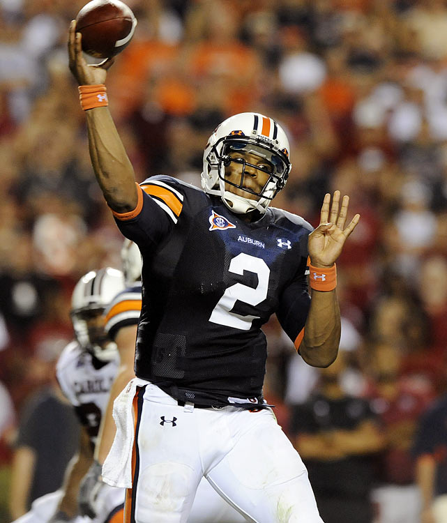 Cam Newton won the Heisman Trophy on December 11, 2010. Nearly one month later, he led Auburn to a BCS title game victory over Oregon. Newton passed for 265 yards, two touchdowns and one interception and ran for 64 yards in the win.   Here's how the other Heisman trophy winners have performed on the nation's brightest stage.