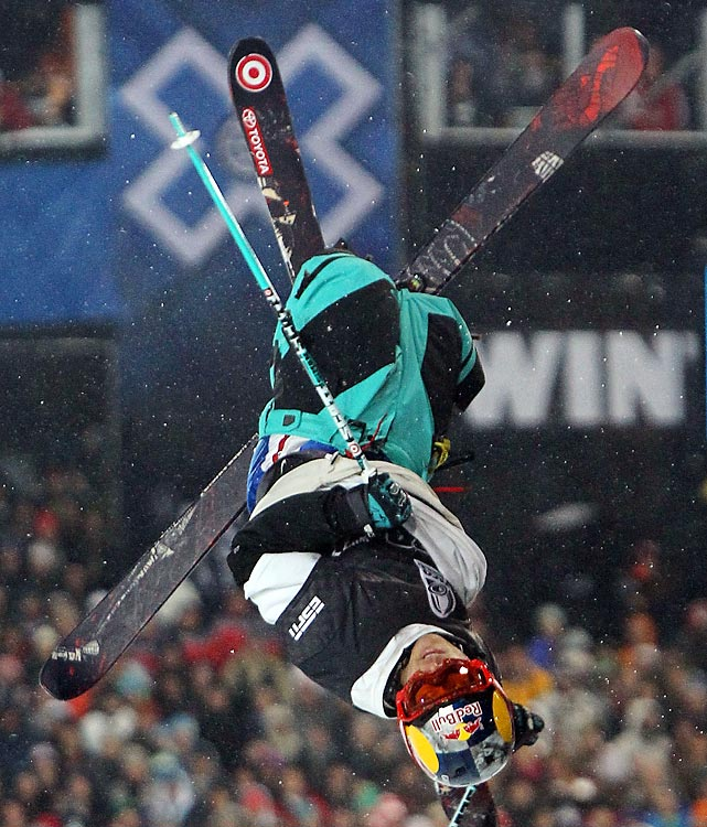 Fresh off his sixth career Winter X Games medal, Dumont heads to his first world championship. Ski halfpipe, under consideration for 2014 Olympic inclusion, is part of the freestyle worlds program for the second time. Dumont has long been one of the sport's biggest X Games stars.