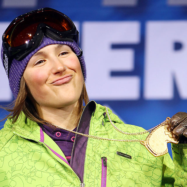 Hudak owns an X Games medal of every color in ski halfpipe, including gold in 2010, but she fell to fifth in Aspen last week. She was the first U.S. world medalist in the sport, snaring bronze in 2009.