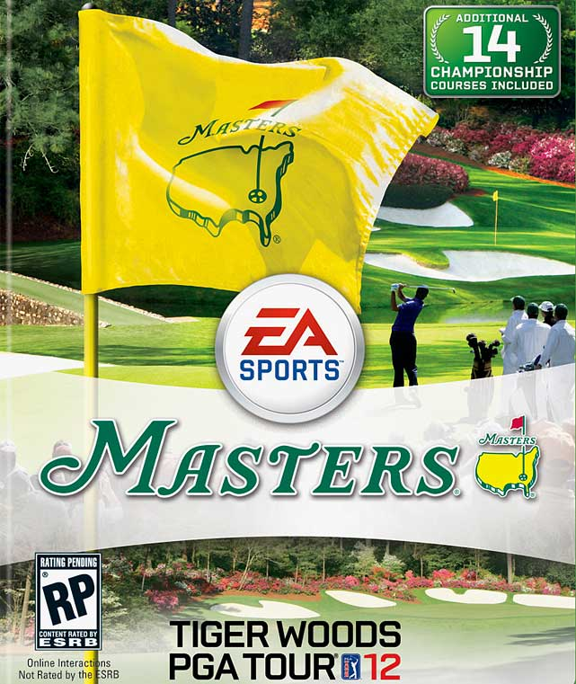 For the first time in the history of the Tiger Woods franchise the game will feature The Masters as a playable event, allowing gamers to finally tee up pursuit of the Green Jacket on the exclusive and sacred holes of Augusta National.  The game also features playable Masters Moments, which is a good way to take advantage of the license. The broadcast team for the game is Jim Nantz and David Feherty, so that's also a solid upgrade for the ears. EA promises better graphics and says the game's 3D grass will behave more like, well, grass.  The game will feature 16 total courses, including Augusta National, and will return with the standard career mode and a host of multiplayer options. Also new is a FastGolf feature designed to speed up a round of golf.  Tiger Woods PGA Tour 12: The Masters is scheduled to release on March 29.