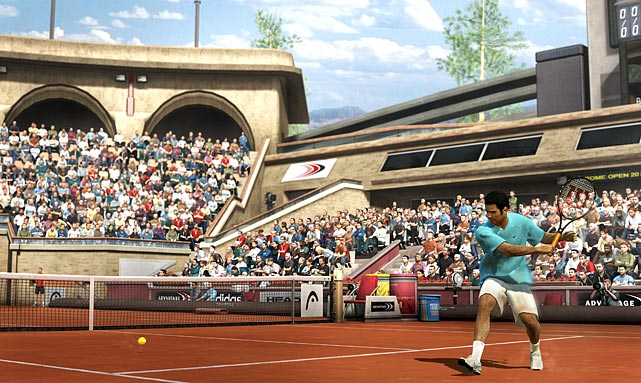 The wait is almost over. After two and a half years, the best tennis simulation returns with an updated build. Revamped controls are simplified so it's easier to pull off shot types during rapid-fire rallies. Rip top spin forehand winners down the line, loft lobs over net players or slice a backhand to break up a baseline battle.   Superstars abound, from legends like Bjorn Borg and Ivan Lendl to modern days stars like Rafael Nadal and Andy Roddick. You can play in three of the four Majors (snooty Wimbledon was stingy about rights) as well as in a variety of other regular season standards and even a couple of fictional locales. More info on game modes is on the way, so stay tuned leading up to the game's release on March 15.