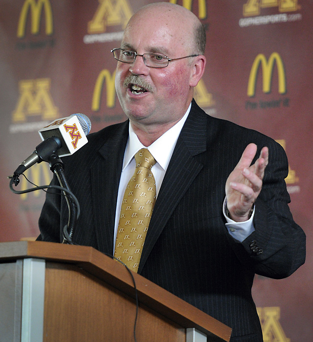 If any program could have desperately used a big-splash hire to energize the fan base, it's Minnesota, and AD Joel Maturi all but promised as much. Thus, the letdown when he announced the unglamorous Kill. That being said, Kill was a perennial I-AA playoff coach and took NIU to three straight bowls. He'll turn the Gophers into a consistent bowl team as well.