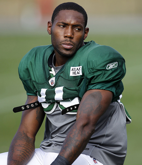 An offseason trade that netted Antonio Cromartie generated headlines when he apparently couldn't remember all the names of his nine children on the second episode of  Hard Knocks . The Jets reportedly fronted Cromartie $500,000 of his $1.7 million salary in advance so he could pay outstanding child support fees.