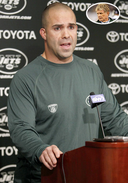 Jets strength and conditioning coach Sal Alosi was caught tripping a player in a Dec. 12 game against the Dolphins. The league later learned that he routinely had players stand side by side on the sidelines, forming a wall to deter opposing special team players on punt returns. His actions resulted in a $100,000 fine and an indefinite suspension.