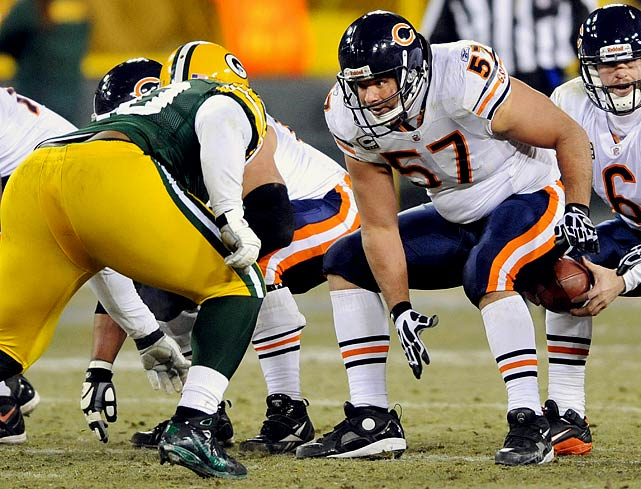 Much like the Casey Hampton-Nick Mangold battle in the AFC Championship, the point-of-attack in the middle of the field should be crucial. Even more so on what figures to be less than perfect field conditions, any leverage either Raji or Kreutz establishes could lead to a big day for Matt Forte or inside-backer A.J. Hawk. An often overlooked fact about the otherwise tremendous Packers' defense: It's been prone to give up yardage on the ground, ranking 18 th  during the regular season. Specifically between the tackles, the Packers have been susceptible to losing key short-yardage battles.