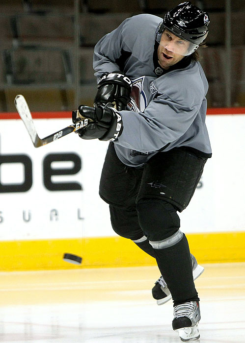 The former Hart Trophy-winner, a star on Colorado's two Stanley Cup championship teams, is attempting a comeback with the Avalanche at age 37. Forsberg last played in the NHL during the 2007-08 season, scoring a goal and 13 assists in nine regular season games for the Avs, and five points in seven playoff matches, before returning home to Sweden when a chronic foot problem forced him to contemplate retirement. Here are 11 more notable late-career returns to the league, and how those players fared.