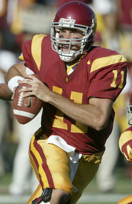 Leinart seemingly had it all. As a junior, he won the Heisman Trophy, led the Trojans to a national championship and was the projected top pick in the draft. But he loved the college life. The decision was a poor one as Leinart struggled, USC failed to win the national championship and he fell to No. 10 in the 2006 draft, where he was chosen by the Cardinals. He was relegated to backup Kurt Warner, failed to seize the job after Warner's retirement and is now a backup with the Texans.