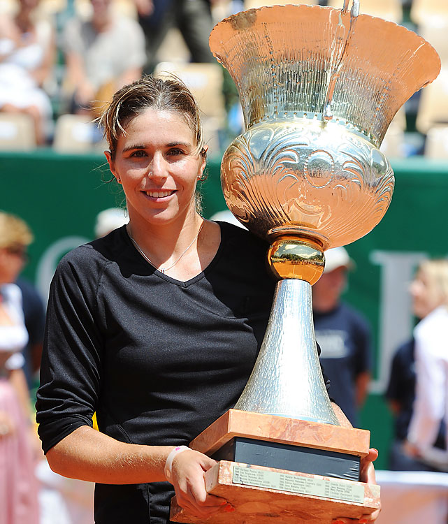 def. Patricia Mayr-Archleitner, 6-0, 7-5 WTA International, Clay, $220,000 Bad Gastein, Austria