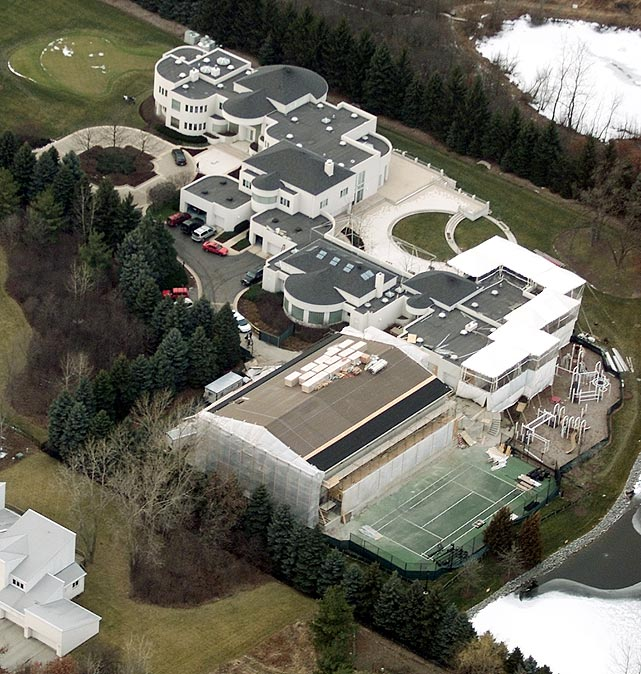 Jordan's mansion near Chicago was reportedly on sale for $29 million in March of 2012.  In January 2014, nearly two years later, Jordan lowered the price of the house to $16 million after it failed to sell at an auction. The property sits on approximately seven acres.