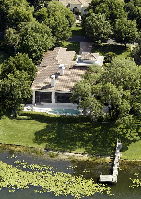 In 2013 Appleby sold his other home in native Australia to move full-time to Florida.