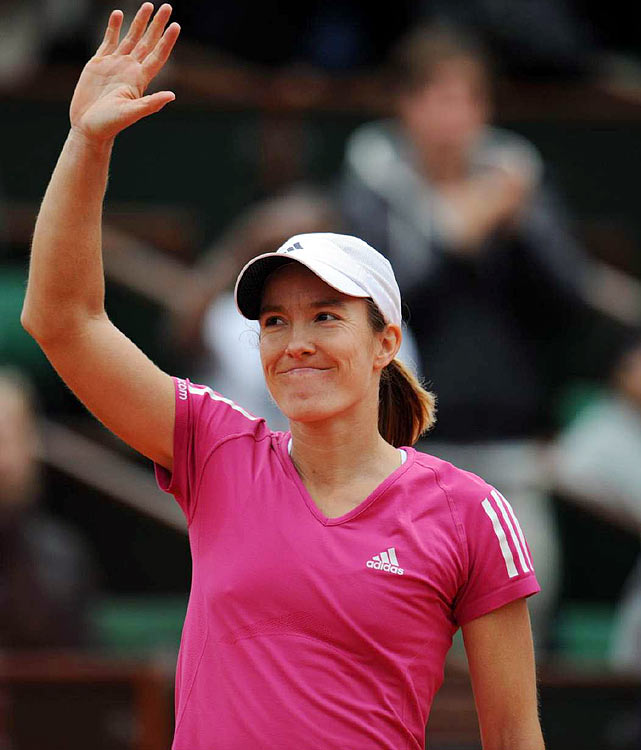 Tennis fans said goodbye again on Jan. 26, 2011, to former World No. 1 tennis player Justine Henin. She started her 2008 campaign at No. 1, a distinction she had for over 12 months, but shocked the tennis world by retiring in May, still ranked as the top player. She returned in 2010 to win two titles and add to her impressive 43 career wins. Despite never winning at Wimbledon, the only Grand Slam title Henin did not conquer, notable players from Billie Jean King to Andre Agassi consider Henin one of the best women's tennis players of her generation.