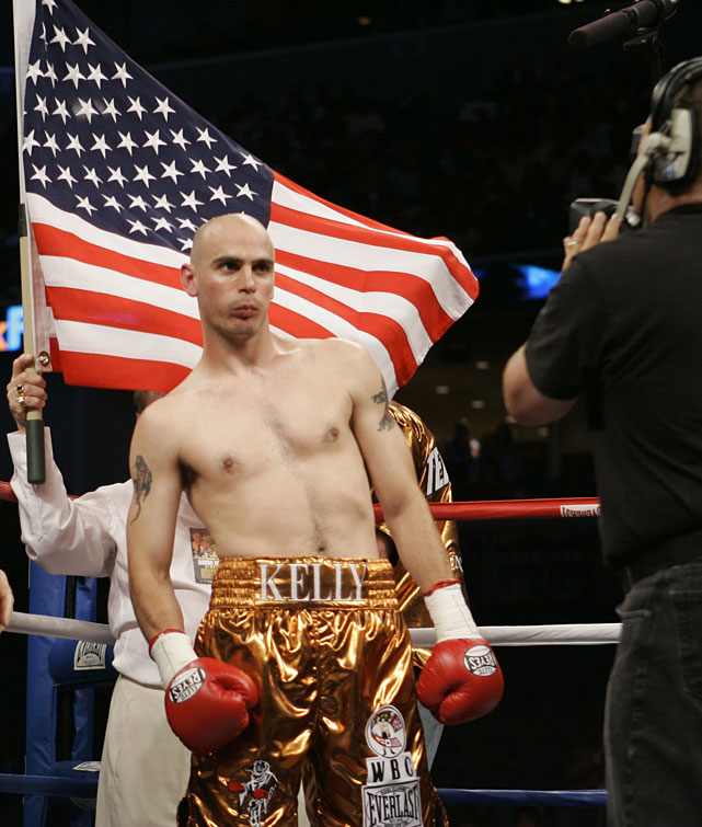Pavlik turned pro in 2000 and won his first 30 fights before meeting Edison Miranda in a WBC middleweight title eliminator at the FedEx Forum in Memphis, Tenn.