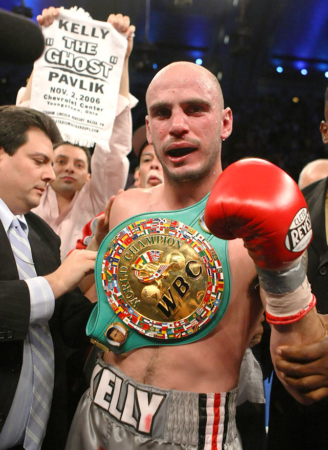 Pavlik-Taylor I was named Fight of the Year by the Boxing Writers Association of America.