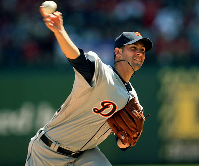 Porcello just needs to chat with his staff ace about how a young arm can bounce back from a disappointing year. Porcello can take the big step Justin Verlander had to take a few seasons ago.  Porcello looked like a future Cy Young winner as a rookie, winning 14 games with a sub-4.00 ERA, before slipping to just 10 victories and a 4.92 ERA in '10. But that is what this fantasy rule of thumb is all about: Pitchers need to struggle before they firmly take hold as aces for fantasy owners.  Porcello is not a strikeout pitcher. Only Kyle Kendrick (4.18), Mark Buehrle (4.24) and Brad Bergesen (4.29) had a lower K/9 rate among pitchers with as many innings as Porcello's 162 2/3. But Verlander really wasn't either early in his career and he jumped his strikeout total by 106 from '08 to '09.  Porcello, easily the youngest third-year starting pitcher in baseball, is hardly draftable in a standard mixed league going into this spring, but here is a vote of confidence in him making strides in Year 3. He could win 15 games with a 3.75 ERA and perhaps even come close to 150 strikeouts in 200-plus innings.
