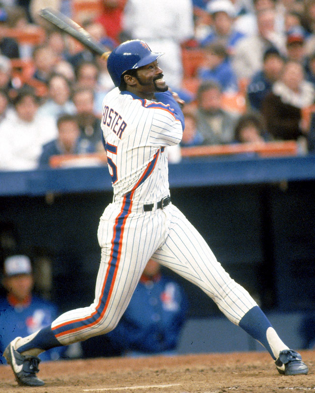 Feb. 7, 1982: The Mets make George Foster the first $2 million per year player when they sign him to a five-year, $10.2 million contract.