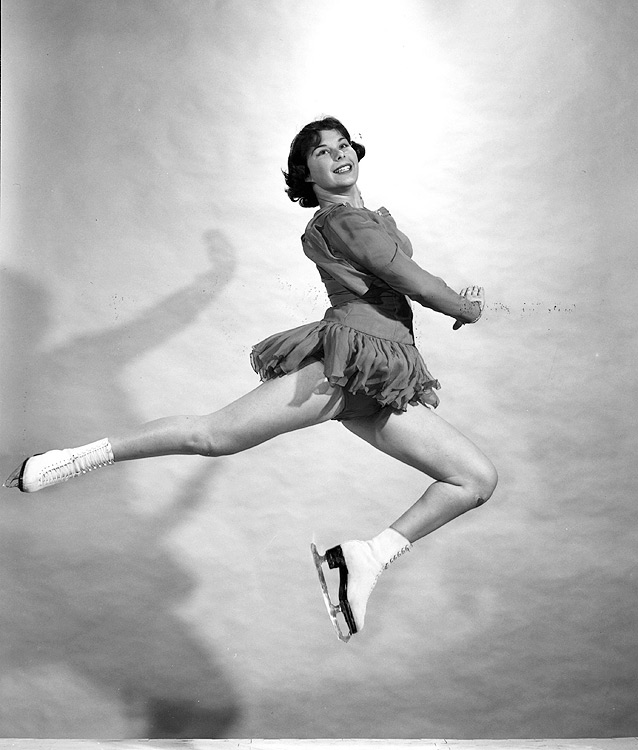 Despite a hip injury, Rhode Lee Michelson was still slated to skate in the world championships.   She was just 17 at the time of the crash.