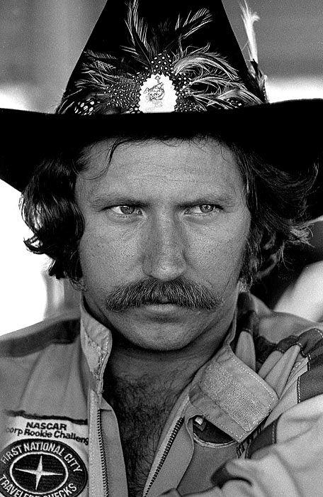 Earnhardt's big break would come at a Sportsman (now Busch Series) race at Charlotte in October 1978. Placed in top-level equipment, he responded and nearly won the race in a second car for owner Rod Osterlund. Impressed, the minor league owner auditioned Earnhardt for a major league Cup opportunity and he responded with a fourth-place finish at Atlanta, earning a job full-time for '79.