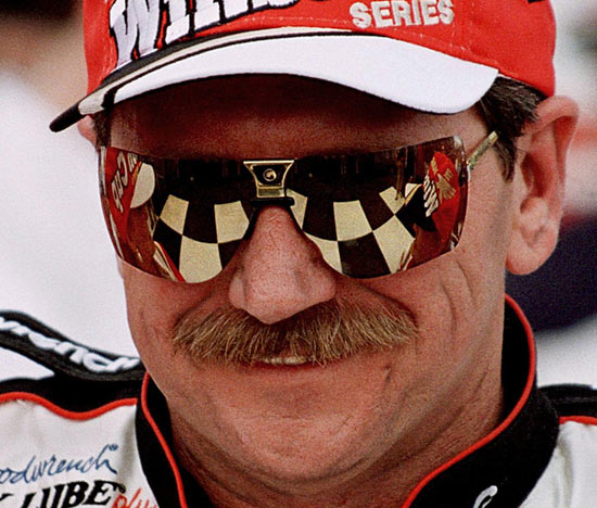 SI.com looks at Dale Earnhardt through the years.