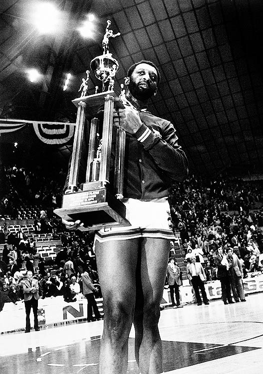 Bob Lanier edged teammate Spencer Haywood for MVP honors as the West downed the East 134-123 in Seattle.  Haywood scored 23 points, but couldn't top Lanier, who clinched the award when he scored 12 of his 24 points in the fourth quarter.