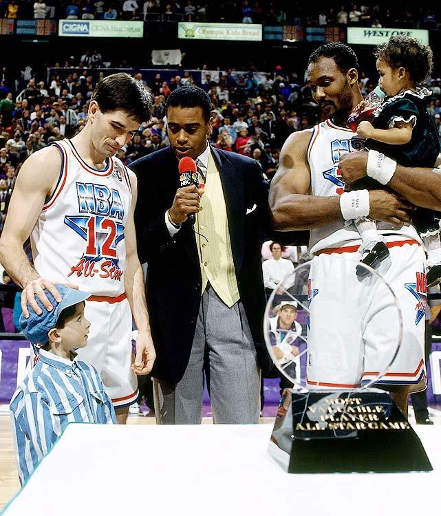 Notable NBA All-Star Game MVPs | SI com