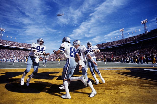 Steelers vs. Cowboys Super Bowl X Miami, FL January 18, 1976