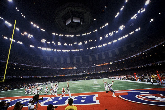 Super Bowl XII Denver Broncos vs Dallas Cowboys New Orleans, LA January 15, 1978