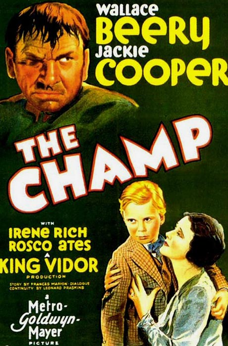 <bold><underline>Wins</underline></bold>: Best Actor in a Leading Role (Wallace Beery) Best Writing, Original Story <bold><underline>Nominations</underline></bold>: Best Picture Best Director (King Vidor)