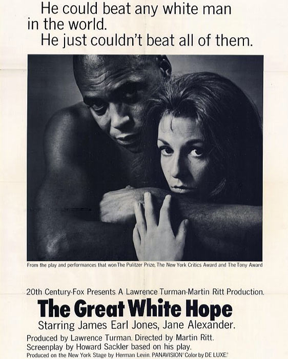 <bold><underline>Nominations</underline></bold>: Best Actor in a Leading Role (James Earl Jones) Best Actress in a Leading Role (Jane Alexander)