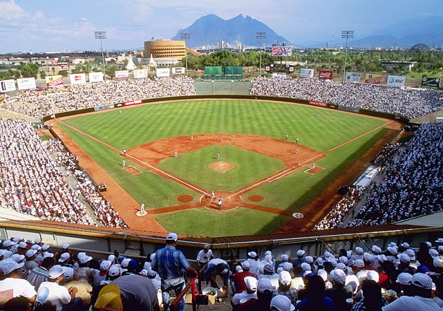Due to a conflict with the Republic National Convention, the Padres chose to play their three-game homestand against the Mets in Estadio de Beisbol in Monterrey, Mexico.  It was the major league game played outside the U.S. and Canada. Beloved Mexican pitcher Fernando Valenzuela opened the series and went six innings in the Padres 15-10 victory.