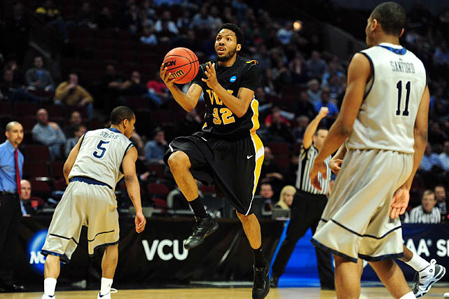 Brandon Rozzell led four players in double figures and VCU made 12 3-pointers to stun Georgetown with a 74-56 win that showed any remaining doubters the Rams do, indeed, belong in the NCAA tournament. Rozzell tied his career-high with six 3-pointers and finished with 26 points.
